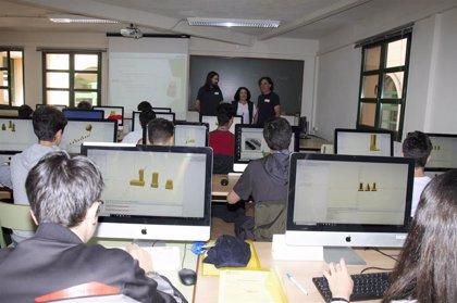 Arranca el Campus Tecnológico y Deportivo de la Escuela de Ingeniería Informática de la Universidad de Oviedo