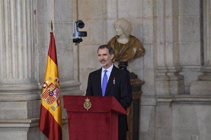 El Rey preside este jueves la Noche de la Logística en Barcelona