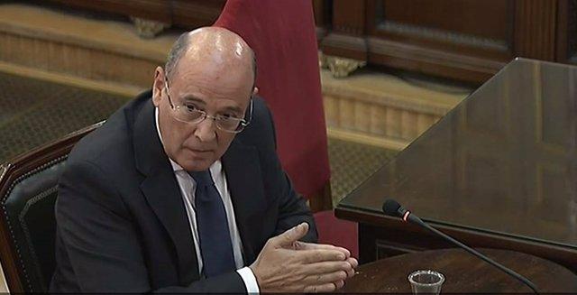 El coronel de la Guàrdia Civil, Diego Pérez de los Cobos