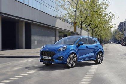 Ford presenta su nuevo crossover compacto Puma, que saldrá a la venta a finales de año