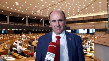 Navarra recibe en Bruselas el premio Región Emprendedora del Comité Europeo de las Regiones