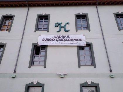 Centro Social La Molinera celebra el año de ocupación del Marqués de la Ensenada con actividades a partir de este jueves