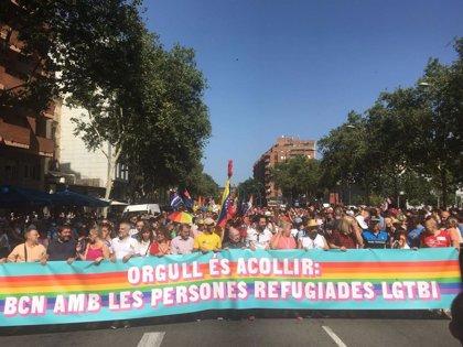 Pride! Barcelona veta a Cs en la manifestación de este sábado