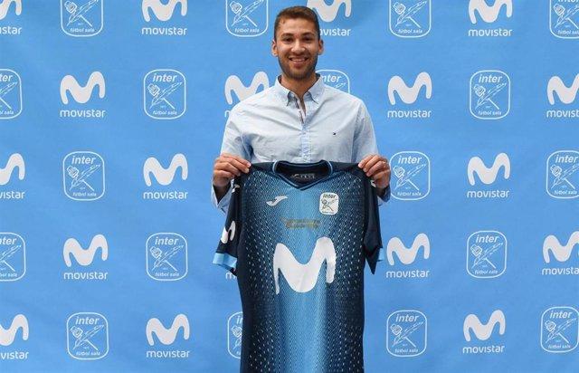 Pito, nuevo jugador de Movistar Inter