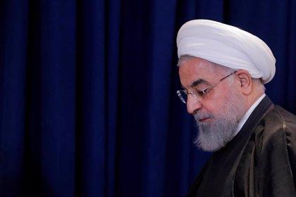 """Rohani pide a Trump que """"hable de Israel"""" si está preocupado por las armas nucleares en Oriente Próximo"""