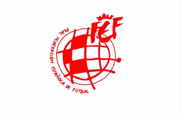Logo Real Federación Española de Fútbol (RFEF)