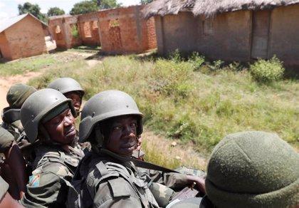 Mueren diez personas en un enfrentamiento entre el Ejército y hombres armados en el noreste de RDC
