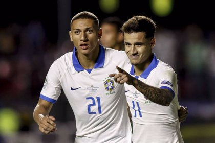 La anfitriona Brasil quiere seguir en auge contra Paraguay