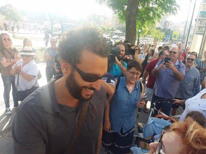 Visto para sentencia en Granada el juicio contra Candel por injurias y calumnias contra Díaz