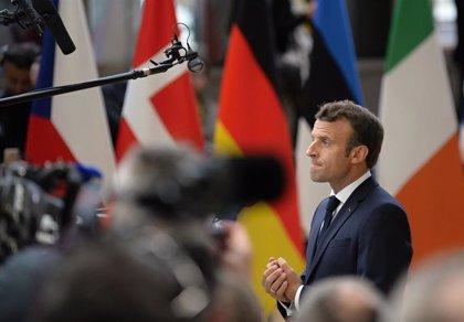 """Macron pide """"pequeños gestos"""" para rebajar las tensiones entre Irán y EEUU"""