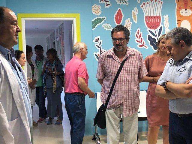 Jornada de puertas abiertas en el Hospital de San Carlos de San Fernando