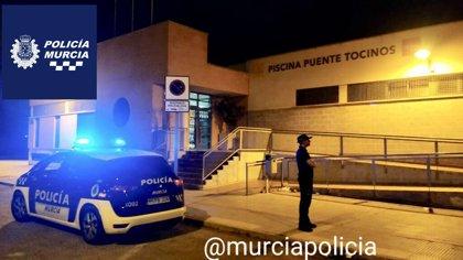 Detienen a una mujer por atropellar a su ex novio y darse a la fuga en Cieza (Murcia)