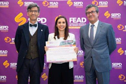 Seguimiento de la cohorte española del estudio Europeo PreventCD, primer artículo original premiado por la SEPD