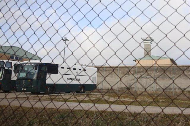 Recursos de la prisión de Soto del Real
