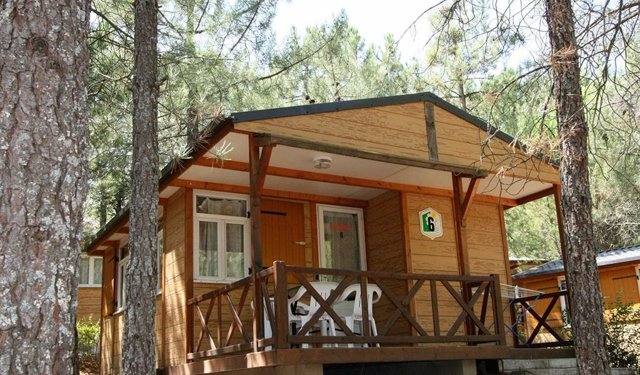 Camping La Gallina Madrid