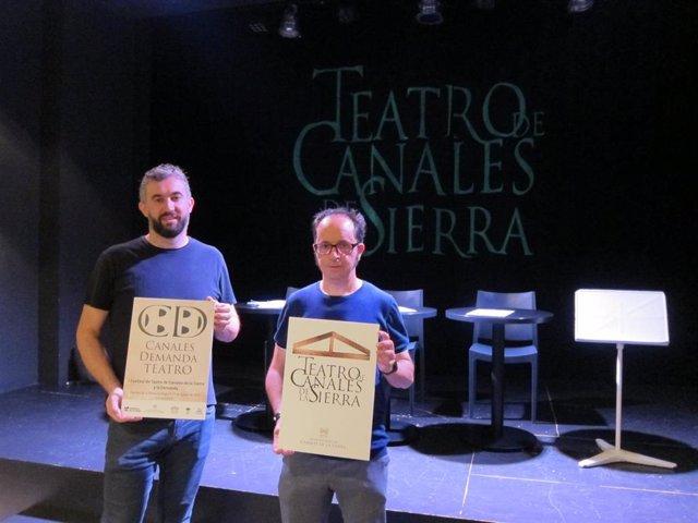 Presentación del festival 'Canales Demanda Teatro'