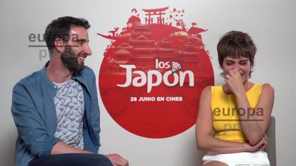 """Dani Rovira y María León protagonizan Los Japón, una comedia imperial: """"Japón es como Black Mirror"""""""