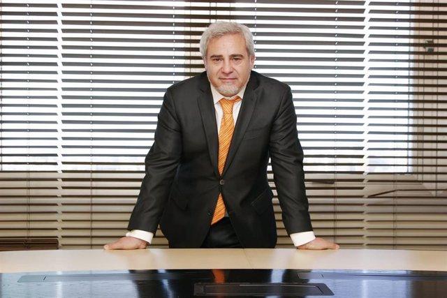 Félix  Abánades, presidente de Quabit Inmobiliaria