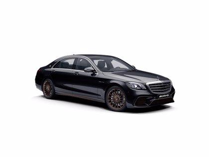 Mercedes-AMG lanza la edición limitada (a 130 unidades) S 65 Final Edition, con 630 caballos