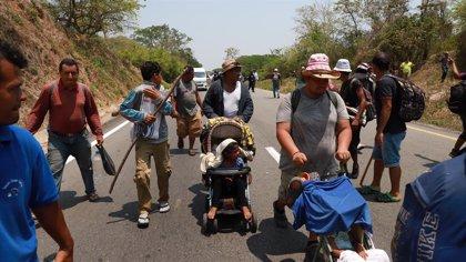 Las ONG reclaman a la ONU un plan regional frente a la crisis humanitaria en Centroamérica