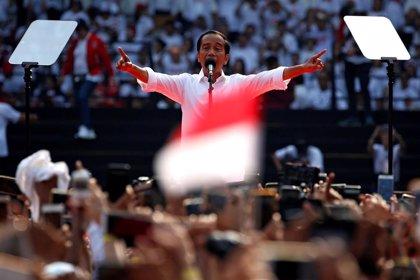 El Tribunal Constitucional confirma la reelección de Widodo como presidente de Indonesia