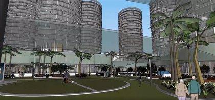 El proyecto de reurbanización de Mestalla incluye siete torres de 22 alturas y mantendrá el círculo central del campo