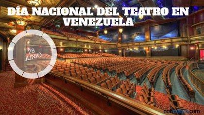 28 de junio: Día Nacional del Teatro en Venezuela, ¿cuándo se estrenaron las primeras obras nacionales?