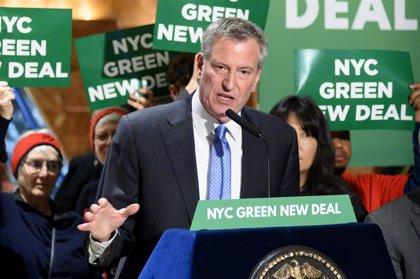 El alcalde de Nueva York recibe duras críticas por citar al Che Guevara en un mitin en Miami