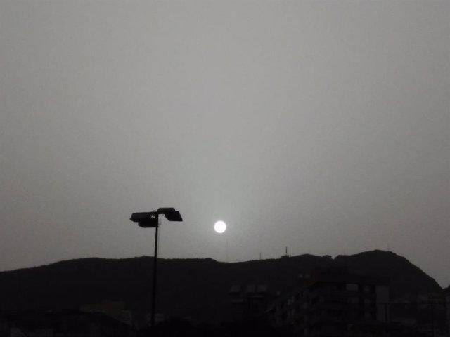 El 89% de la población de Canarias respiró aire contaminado en 2018, según Ecolo