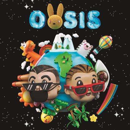 J Balvin y Bad Bunny sorprenden lanzando sin previo aviso un álbum conjunto