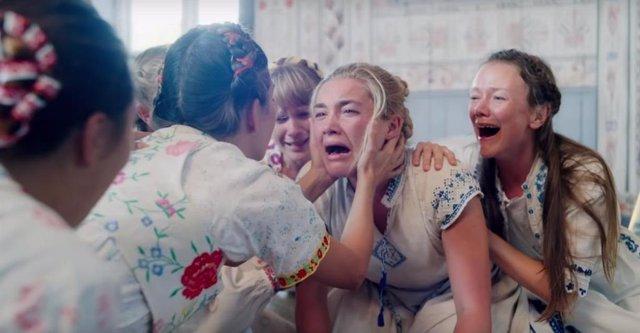 Fotograma de Midsommar, la nueva película de Ari Aster