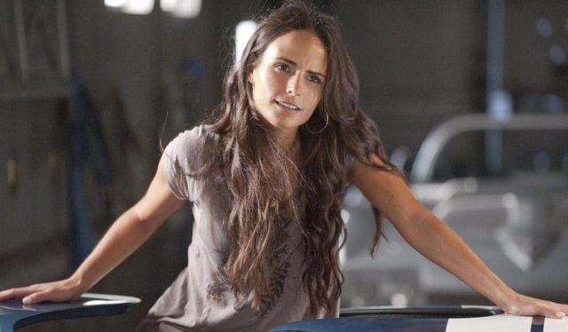 Jordana Brewster en Fast and Furious