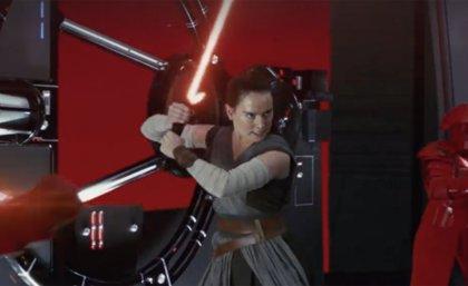 Daisy Ridley (Rey) no estará en las nuevas trilogías de Star Wars