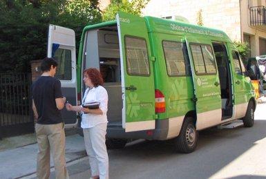 Unitats Mòbils d'Informació al Consumidor visitaran 92 municipis barcelonins el juliol (DIPUTACIÓN DE BARCELONA - Archivo)