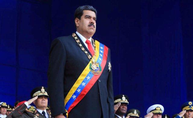 Venezuela.- EEUU sanciona al hijo de Nicolás Maduro