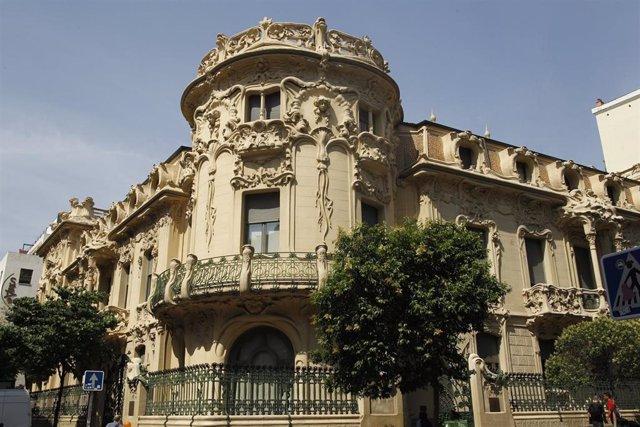 Edificio de la Sociedad General de Autores y Editores (SGAE)