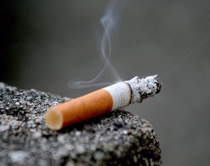 El humo de tercera mano puede dañar las células epiteliales del sistema respiratorio