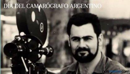 29 de junio: Día del Camarógrafo Argentino, ¿quién fue Leonardo Henrichsen?