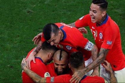 Chile vence a Colombia en los penaltis y se clasifica para la semifinal de la Copa América