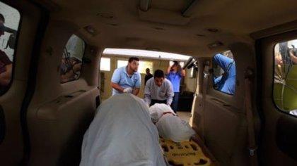 Los restos mortales de los emigrantes ahogados en México serán repatriados el domingo a El Salvador