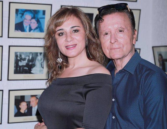 José Ortega Cano y Ana María Aldón apoyan a José Mercé y a Tomatito