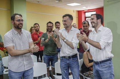 Toni Valero, nuevo coordinador general de IULV-CA con un apoyo del 88% de la Coordinadora Andaluza