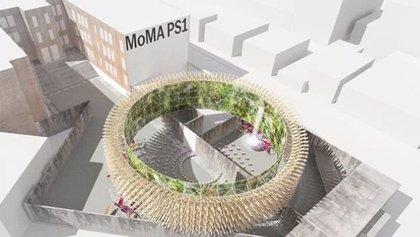 Dos arquitectos de Alemania y México exponen una jungla en Nueva York