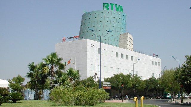 Sede de Canal Sur Radio, en una foto de archivo