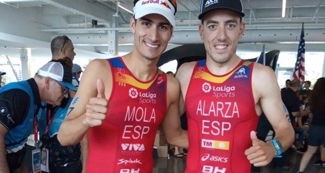 El español Mario Mola termina segundo en la quinta cita de las Series Mundiales, que se ha disputado en Montreal (Canadá), y Fernando Alarza ha ascendido al liderato del campeonato