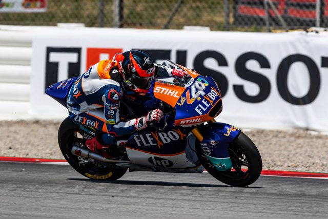14 ARBOLINO Tony (ITA) Team O (Honda), action during Moto 3 race of the Netherlands TT Grand Prix at Assen circuit from June 28 to 30th, 2019 in Assen, Netherlands - Photo Studio Milagro / DPPI