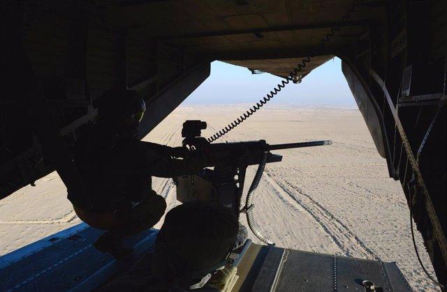 Militar en Balj
