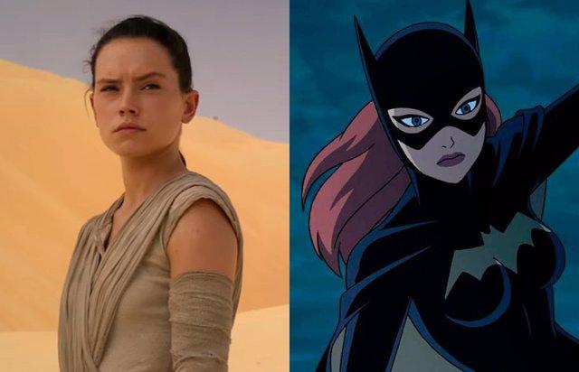 Daisy Ridley y Batgirl