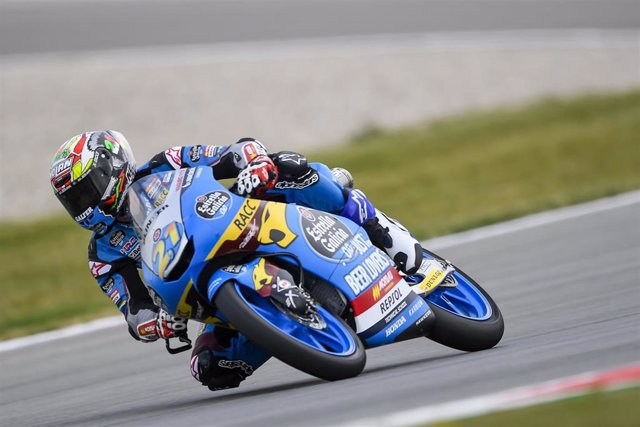 21 LOPEZ Alonso (Esp)Estrella Galicia 0,0 (Honda), action during Moto 3 race of the Netherlands TT Grand Prix at Assen circuit from June 28 to 30th, 2019 in Assen, Netherlands - Photo Studio Milagro / DPPI