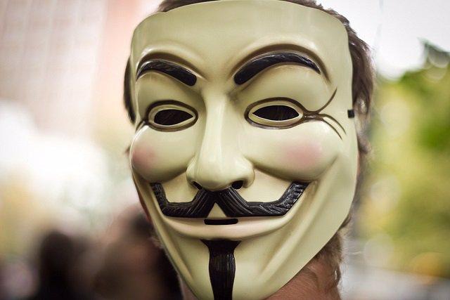 Màscara d'Anonymous